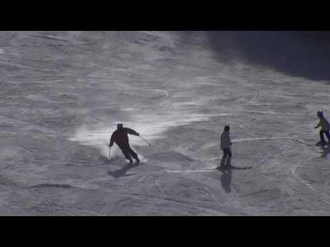Austria STUBAI-Serles zjazd (видео)