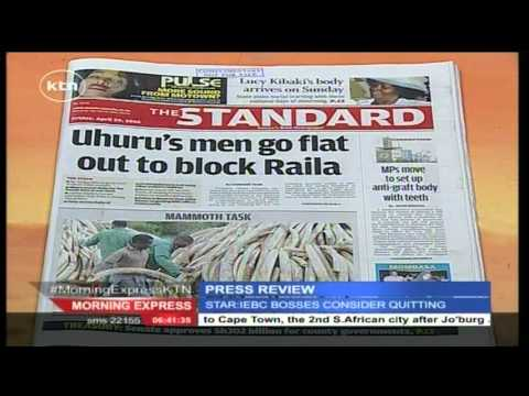 Moses Kuria puts plans in place to have Raila Odinga arrested in the next planned protest