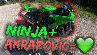 Kawasaki Ninja - 200 cai putere