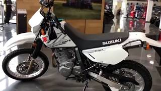 9. New SUZUKI DR 650S Next Models 2018
