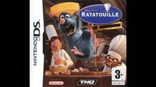 Ratatouille (Nintendo DS) Music - Gusteau's Kitchen 1
