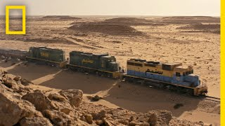 Video This Sahara Railway Is One of the Most Extreme in the World | Short Film Showcase MP3, 3GP, MP4, WEBM, AVI, FLV Oktober 2018