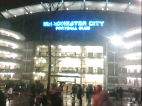 Conoce el City of Manchester Stadium