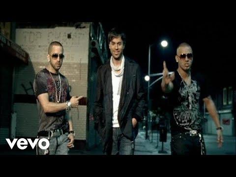 Enrique Iglesias - Lloro Por Ti (Remix) (Official Music Video) ft. Wisin & Yandel
