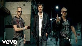 ENRIQUE IGLESIAS - Lloro Por Ti - Remix ft. Wisin&Yandel