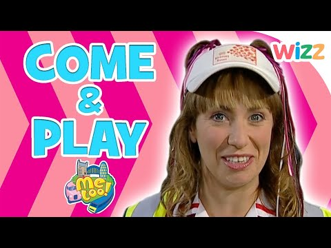 Me Too! - Come and Play   Wizz   TV Shows for Kids