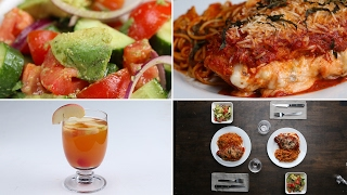 Stuffed Chicken Parm Dinner For Two by Tasty