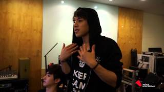 Video C-Clown's Rome making his SBS PopAsia radio show MP3, 3GP, MP4, WEBM, AVI, FLV Desember 2017
