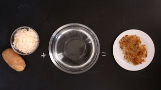 The Trick to Perfectly Crisp Hash Browns - Kitchen Conundrums with Thomas Joseph by Everyday Food