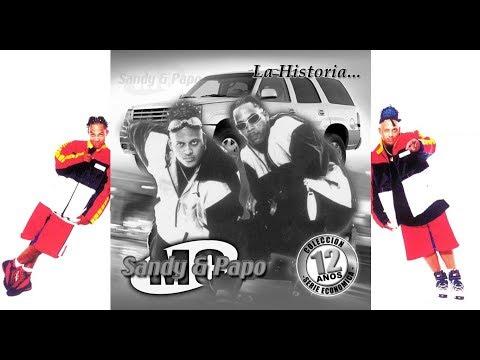Es Hora De Bailar - Sandy y Papo (Video)