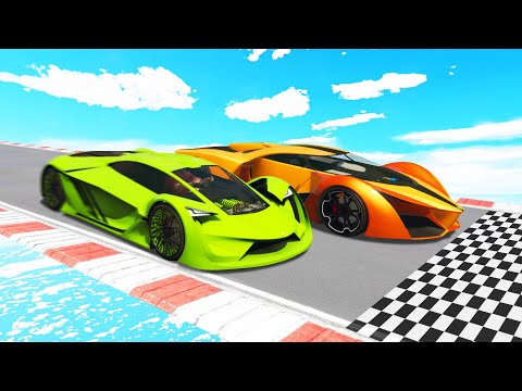 Which CAR Is The FASTEST IN GTA 5?! (GTA 5 Funny Moments) - Thời lượng: 10 phút.