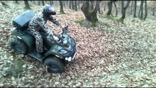 9. ARCTIC CAT 400 4x4 H1 VIDEO by NGG 2015