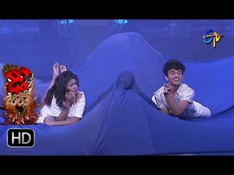 Sanketh And Priyanka Performance | Dhee Jodi | 28th December 2016| ETV Telugu