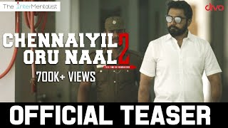 Video Chennaiyil Oru Naal - 2 (Official Teaser) | Sarath Kumar | Suhasini Maniratnam | Napoleon | JPR MP3, 3GP, MP4, WEBM, AVI, FLV Oktober 2017