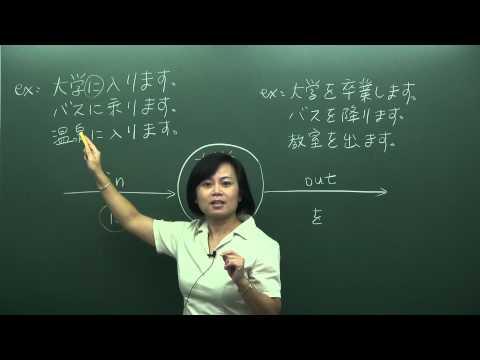 樂學網線上補習-日語文系列-【進階/初級-助詞】
