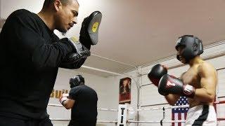 Kids' Boxing Coach Organizes Youth Tournament