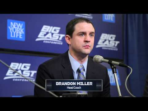 Butler vs. Seton Hall - BIG EAST Tournament