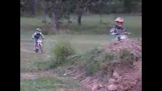 8. KTM 50 SX PRO SENIOR