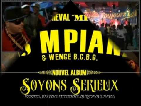 Jb Mpiana - MPUNDA 2010 (audio)
