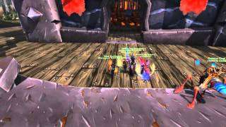 World Of Warcraft How to cap a Flag like a BOSS, World of Warcraft, Blizzard Entertainment