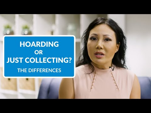 Hoarding Disorder or Just Collecting? The Differences You Should Know