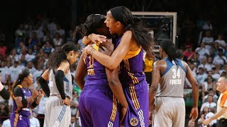 Top Clutch Plays Down the Stretch in 2017 WNBA Finals Game 1 by WNBA