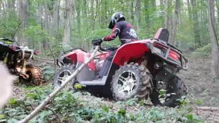 7. HISUN Tactic 1000. Hisun Motors 4x4 ATV