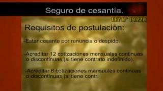 Seguro de cesantía