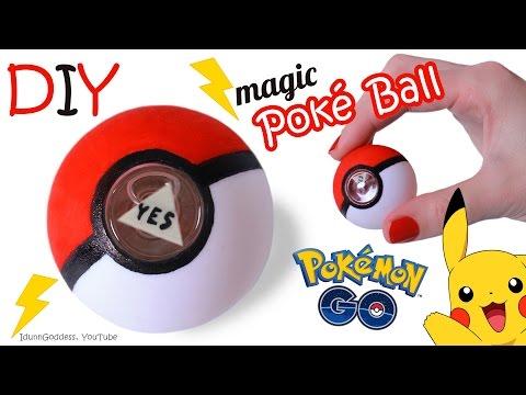 Magiczny Pokeball