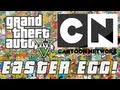 "Grand Theft Auto 5 | Cartoon Network ""Car Tune Network"" Easter Egg! (GTA V)"