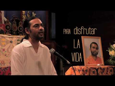 Conferencia sobre los Karmas e Introducción al curso de coach en Shri Vivek yoga tradicional