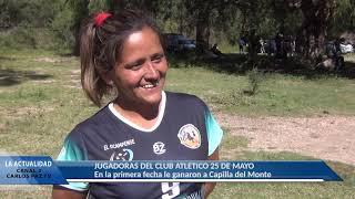 VIDEO CON ENTREVISTA AL INT DE CAPILLA: FABRICIO DIAZ:  FINDES Y TRABAJOS EN EL BASURAL
