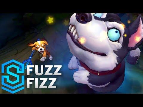 Fizz Chú Chó Tinh Nghịch - Fuzz Fizz