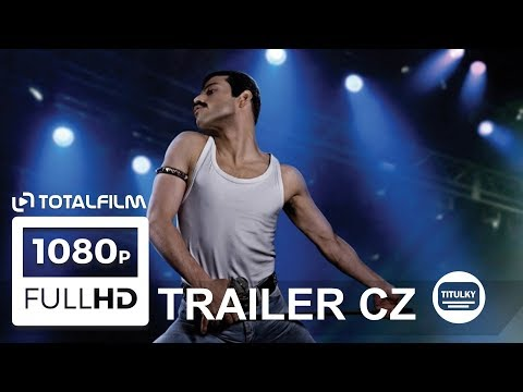 Bohemian Rhapsody (2018) CZ HD trailer