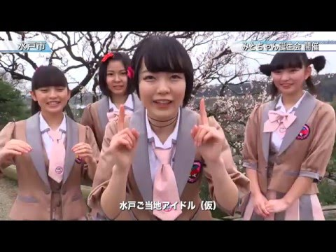 みとちゃん誕生会にゆるキャラ集結〈水戸市〉茨城新聞ニュース( …