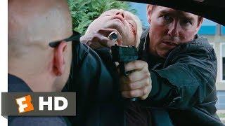 Jack Reacher: Never Go Back (2016) - Don't Like to Be Followed Scene (2/10) | Movieclips
