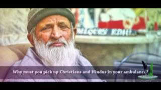 Pakistan's Pride: Abdul Sattar Edhi