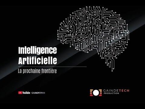 GAINDE 2000 - Film sur l'Intelligence Artificielle
