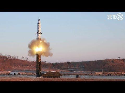 Corea del Norte limitó a la mitad el alcance real del misil