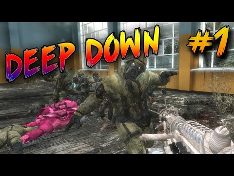 Custom Zombies DEEP DOWN Abandoned Russian Town COD WAW PART 1