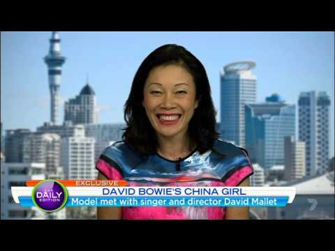 "Geeling Ching - David Bowie's ""China Girl"" - Daily Edition Interview 2016"