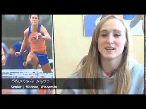Player Perspectives Series | Stephanie Wyss | Track & Field