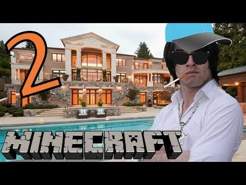 POR FIN TENGO CASA :'D | Minecraft | Parte 2