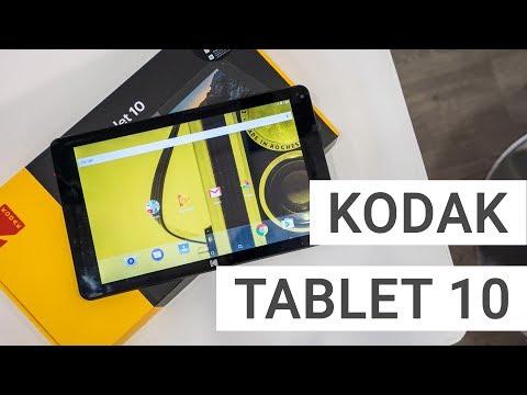 Kodak Tablet 10 & 7 Hands On | Quick Review: Super Cheap 3G Tablets