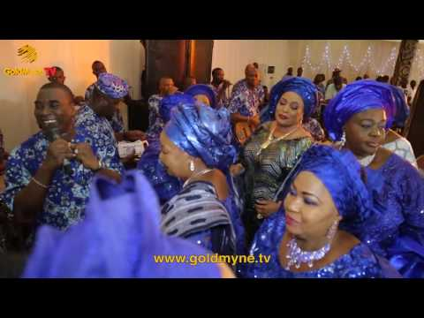 K1'S PERFORMANCE AT THE CORONATION OF OTUNBA BADERO & IYALAJE OF IJEBULAND