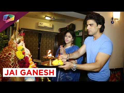 Mohit Malik\'s Ganpati Aarti and a message for his