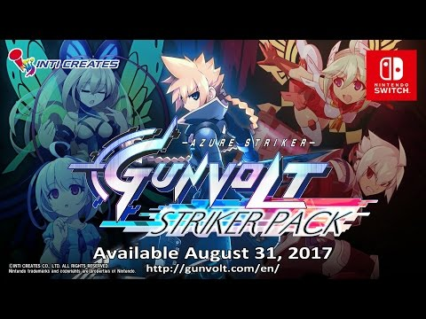 Azure Striker Gunvolt: Striker Pack #1