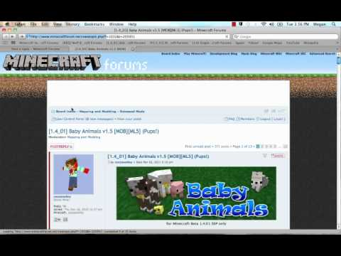 ?? ModLoder and AudioMod ALONE Crash Minecraft?.mp4