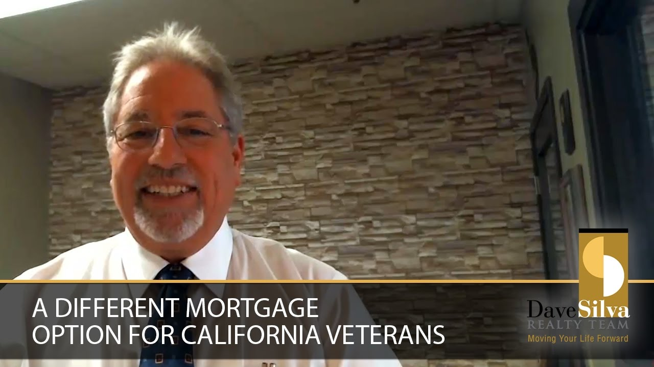 A Different Mortgage Option for California Veterans
