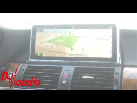 Штатное головное устройство BMW X5(2010-2013)\X6(2012-2014)